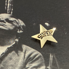 Sylvia Miles 14K Golden Nonsense Pin (a gift from Andy Warhol)