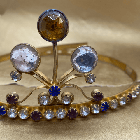 The Rebekahs & Odd Fellows Ceremonial Crown