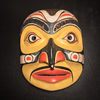 Pacific Northwest Sun Hawk Mask
