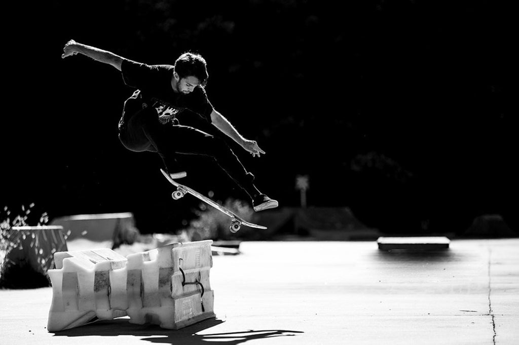 TransWorld SKATEboarding | Proof Sheet: Matt Pendry