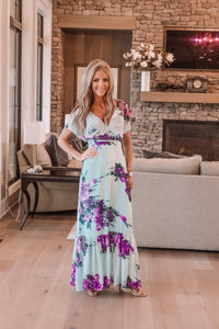 Summer Solstice Maxi Dress