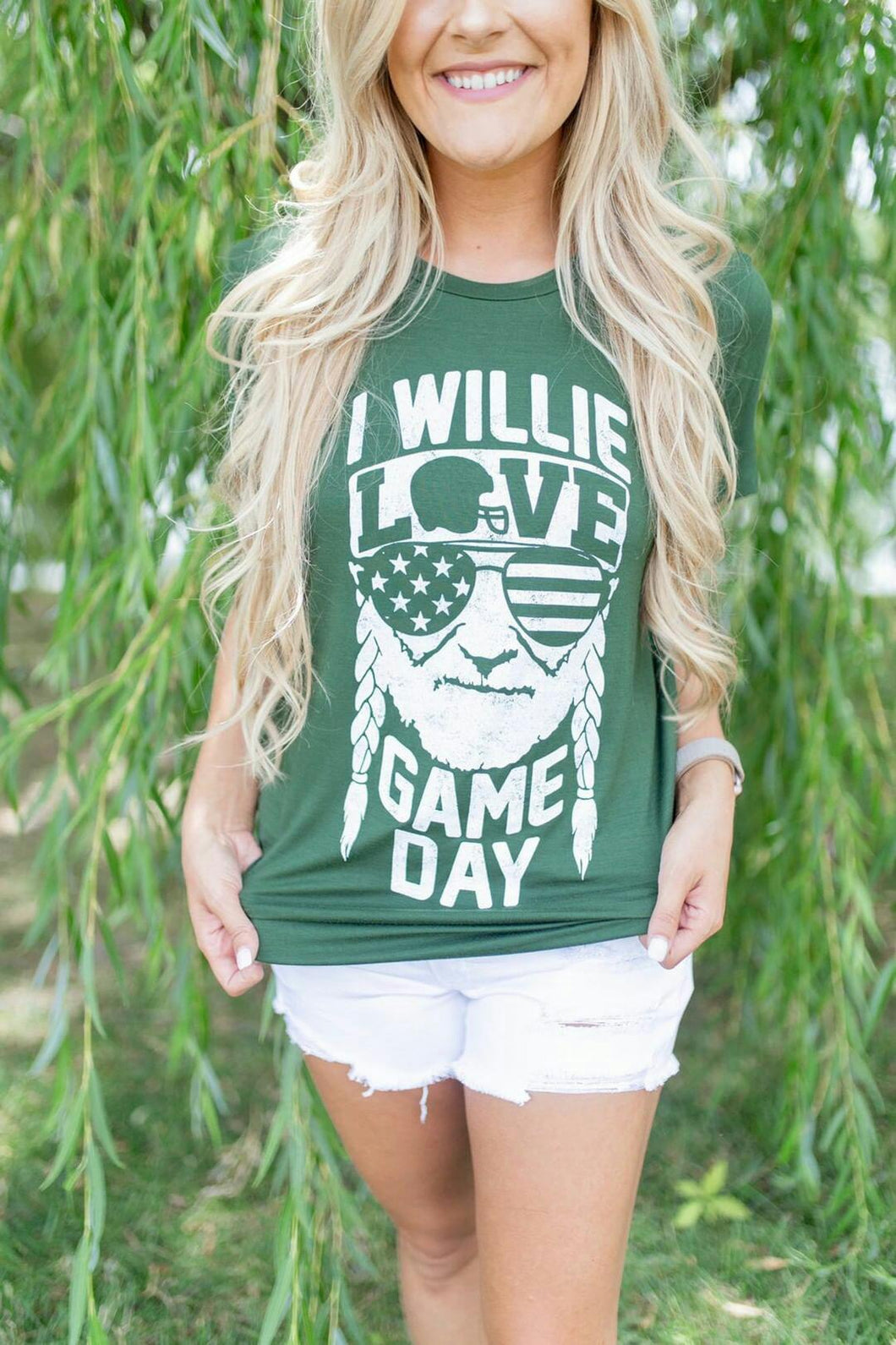 Love Game Day - Forest