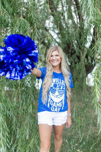 Love Game Day - Royal