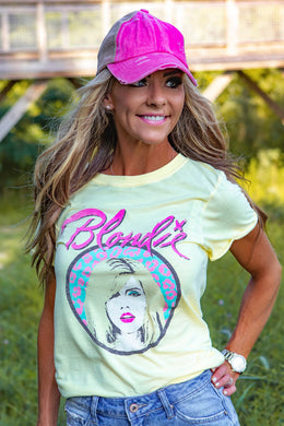 Blondie Retro Rock Tee