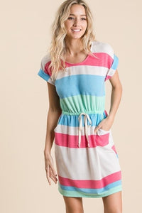 Create Waves Casual Dress