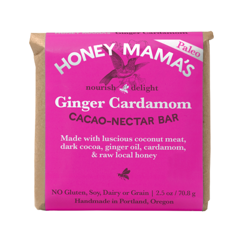 Ginger Cardamom Bar
