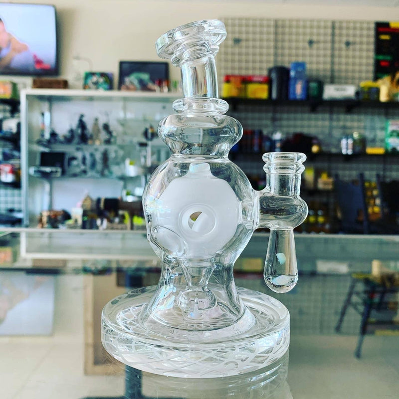 BC Glass Exo Rig - Higher Learning Holistic