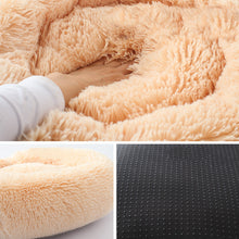 Load image into Gallery viewer, Comfy Faux Fur Pet Bed
