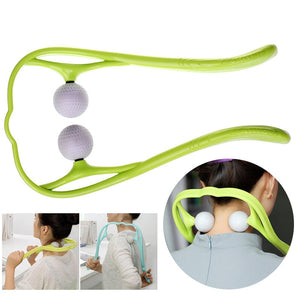 Rollerball Massager for Neck & Back Pain