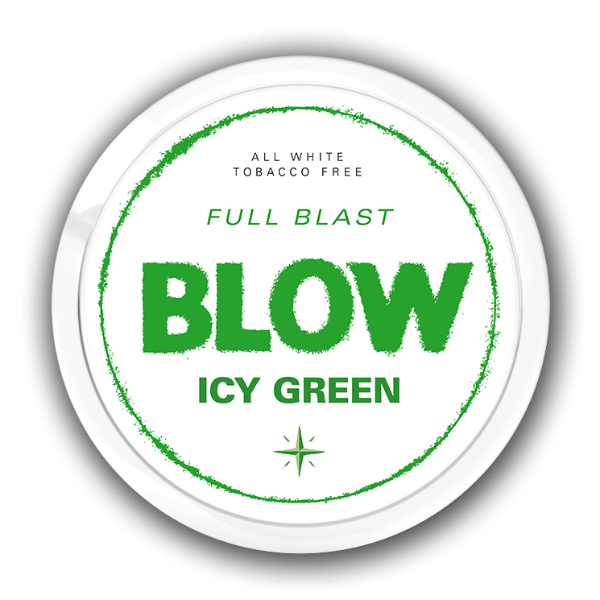 Blow - Icy Green