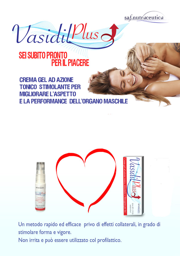 Vasidil Plus - 20ml