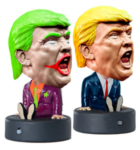 Talking Trump (2) Bobble Head Bundle