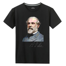 Load image into Gallery viewer, Robert E. Lee Signature  Unisex T-Shirt