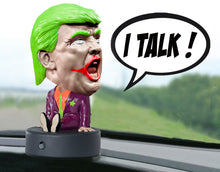 Load image into Gallery viewer, Talking Trump (2) Bobble Head Bundle