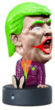 Load image into Gallery viewer, Joker Trump Bobble Head - Non-Talking