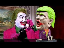 Load and play video in Gallery viewer, Trash Talking Joker Trump Bobble Head