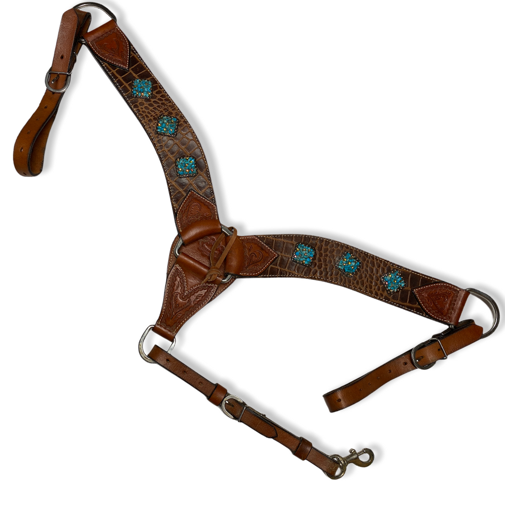 Nevada West Tack Breast Collar