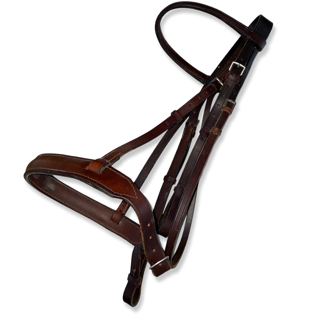XL English headstall