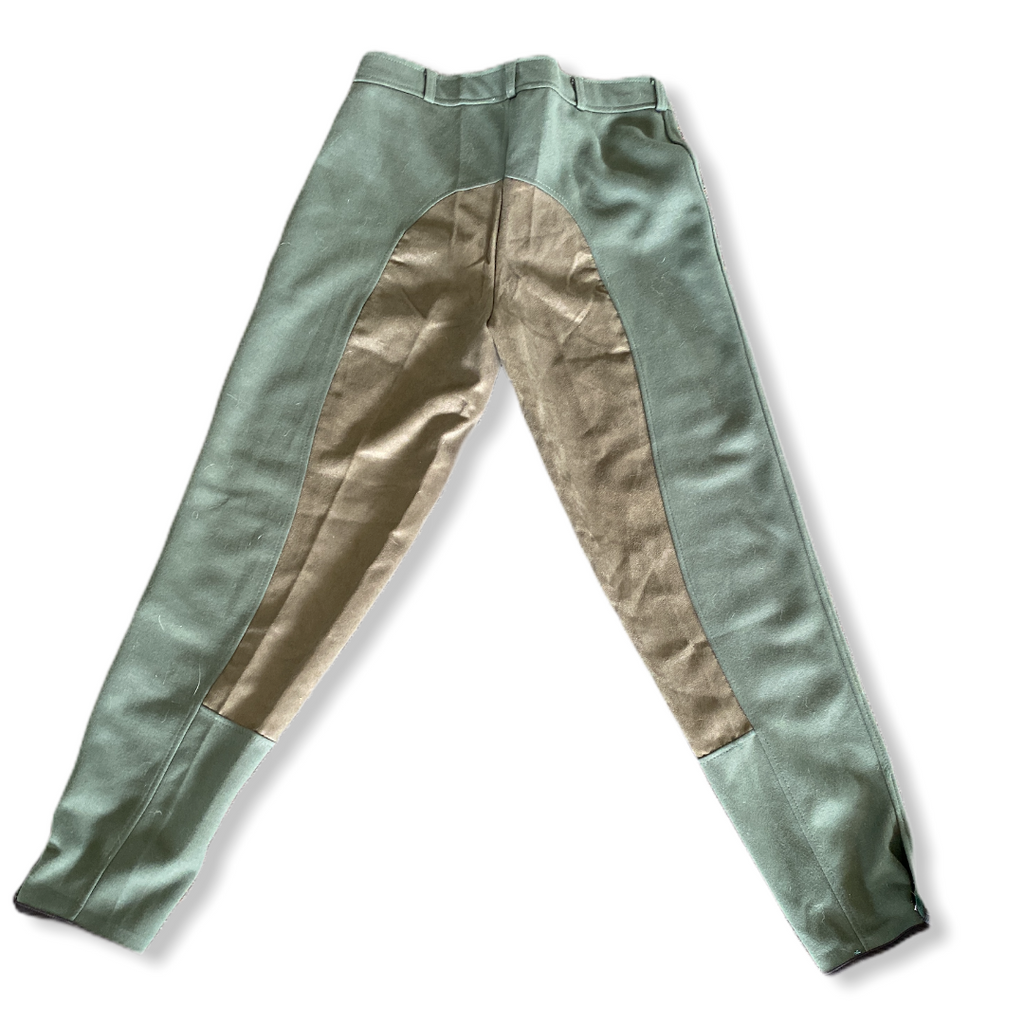 Green Breeches L