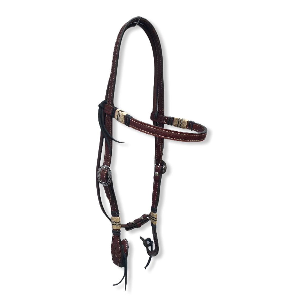 Weaver Bridle With Reins