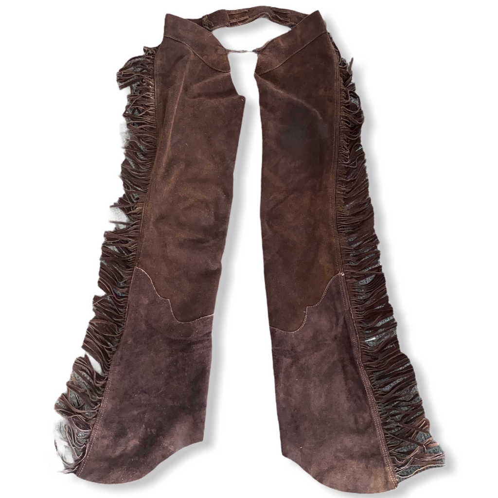 Chaps Leather tall