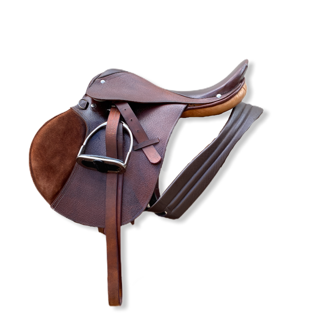 "16"" English Saddle 5"""