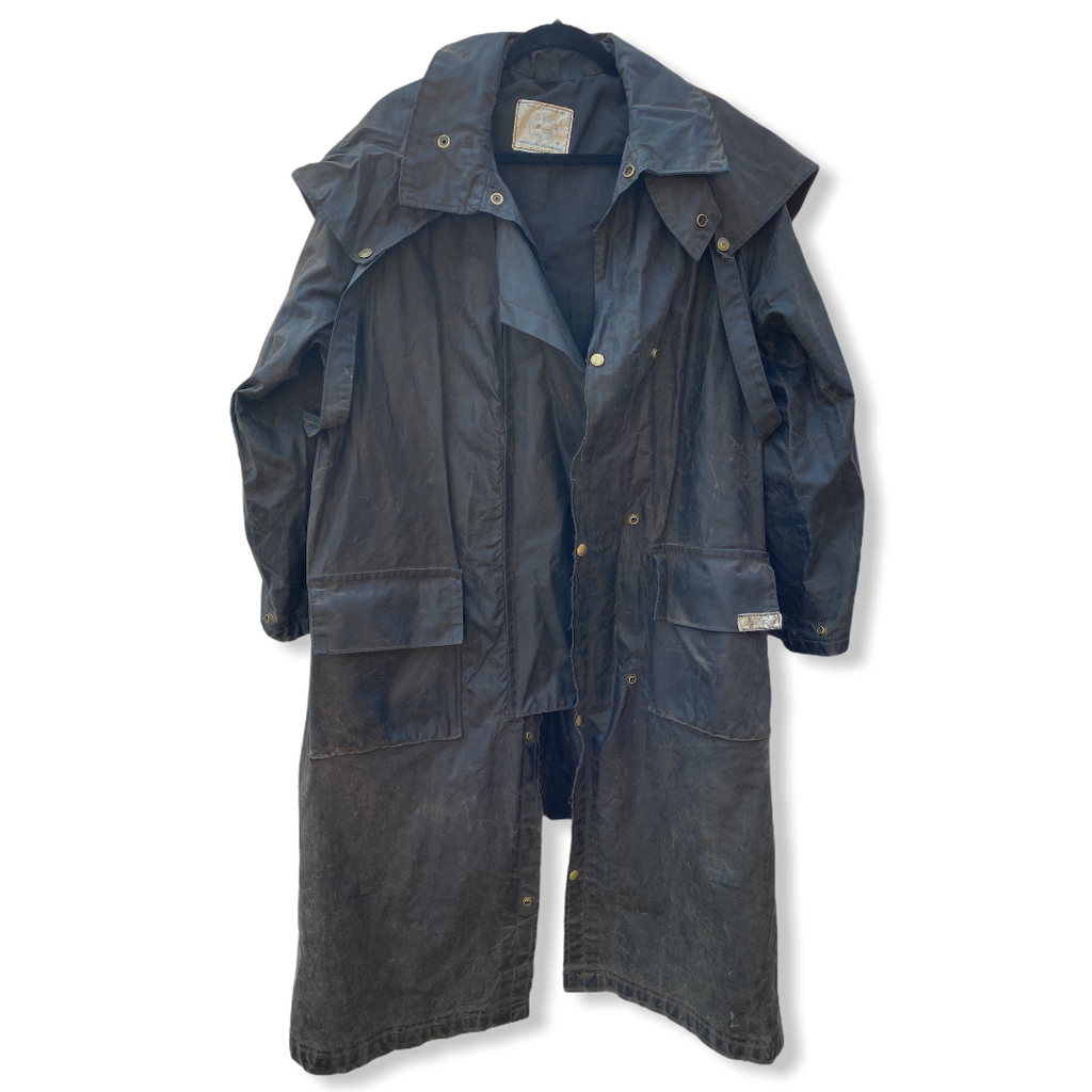 Oilskin Slicker