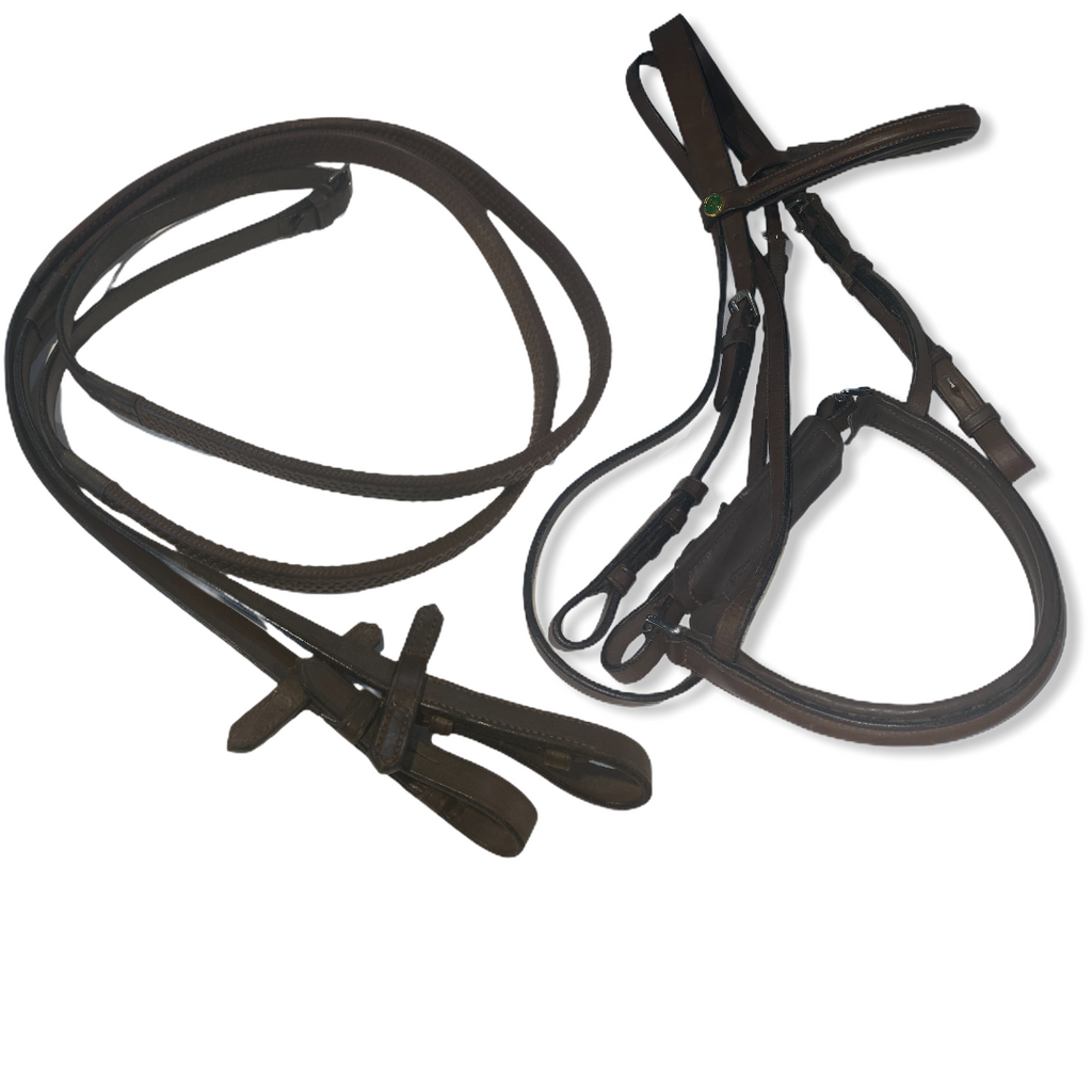 Pony Shires Equestrian James Sterling Exeter Bridle