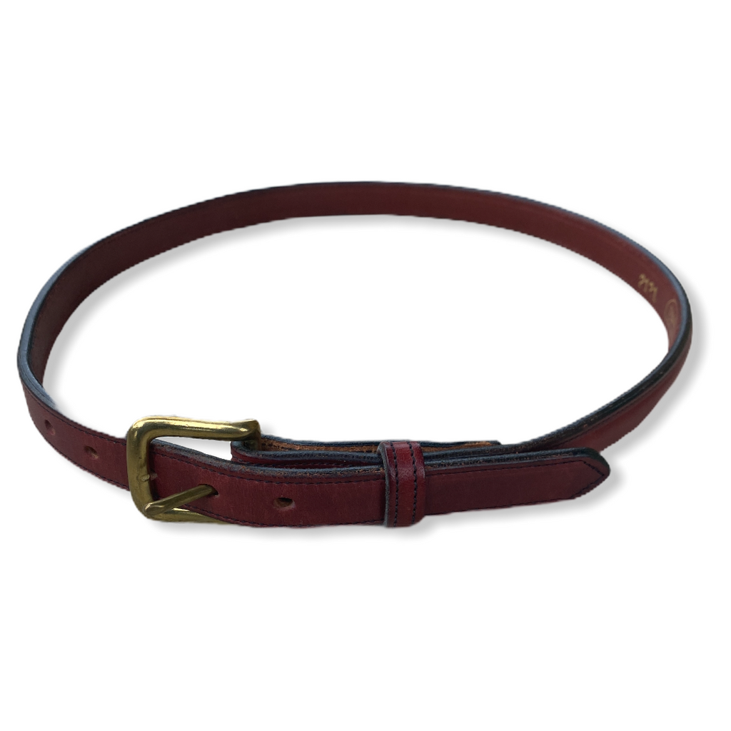 Leather Belt 28