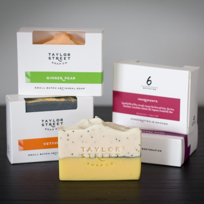Taylor Street Soap Co. products