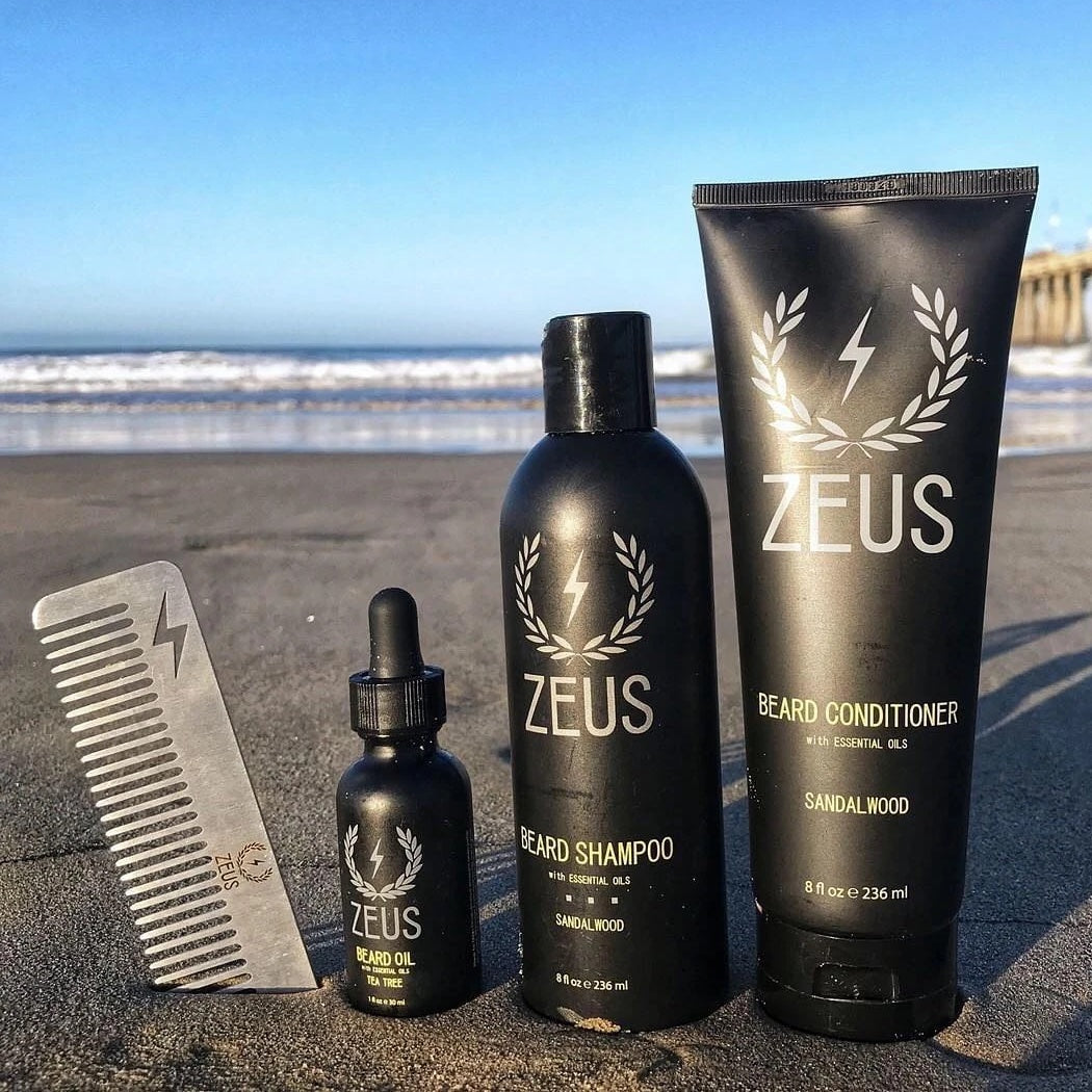 Zeus Beard products
