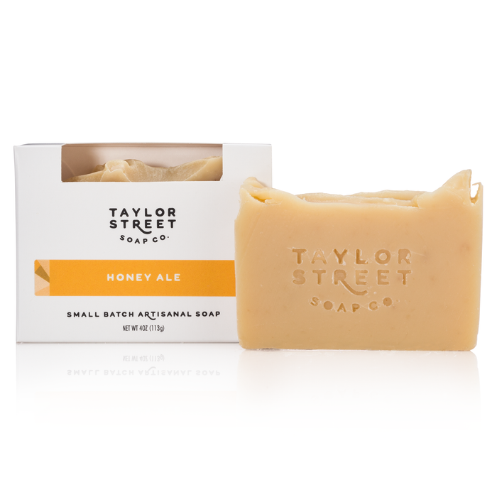 Taylor Street Soap Co. Honey Ale Soap