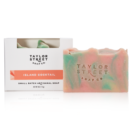 Taylor Street Soap Co. Island Cocktail Soap