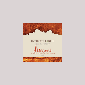 INTIMATE EARTH - DISCOVER G-SPOT STIMULATING SERUM FOIL