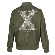 The Bronte Bomber - XXL Scrunchies