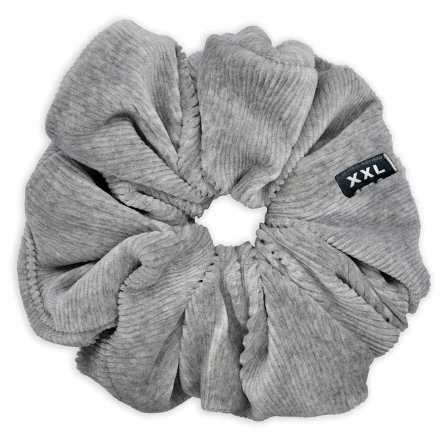 MORGANE - XXL SCRUNCHIE & CO / Cool Grey Velvet