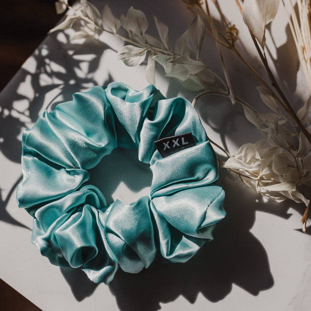 Talula Mint Green MINI Scrunchie / Mint Green