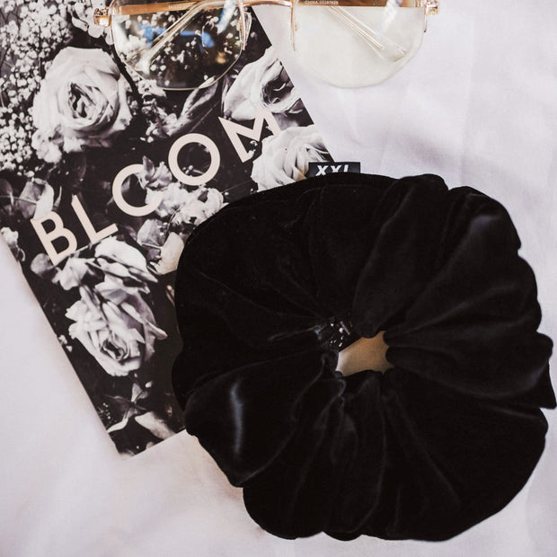 ANGELIQUE - XXL SCRUNCHIE & CO / Black