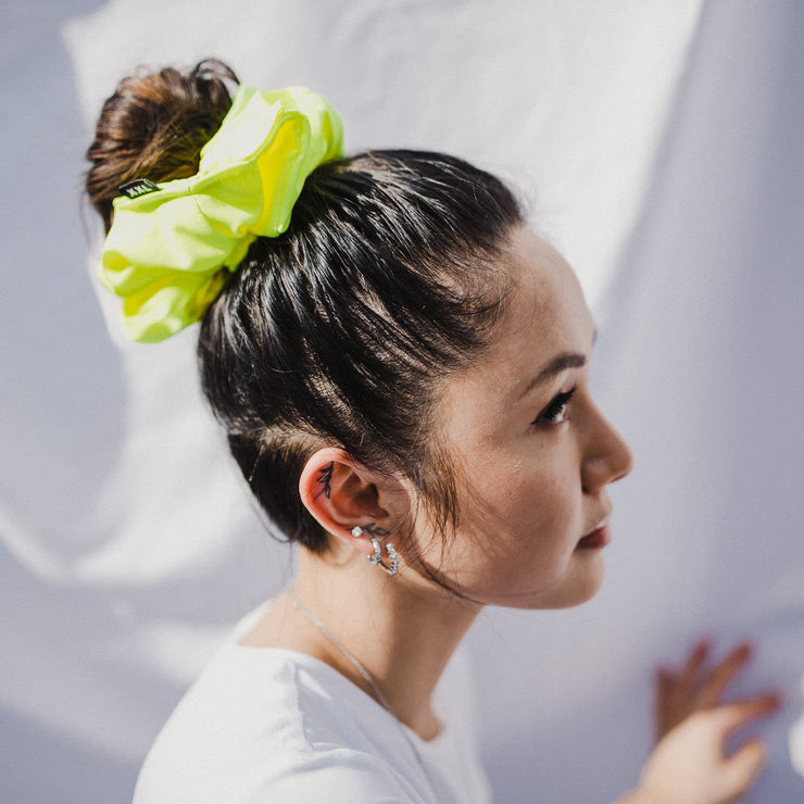 NAM - XXL SCRUNCHIE & CO / Highlighter Yellow