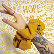 HOPE - XXL Scrunchies