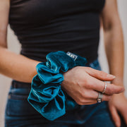 NAT - XXL SCRUNCHIE & CO / Dark Teal