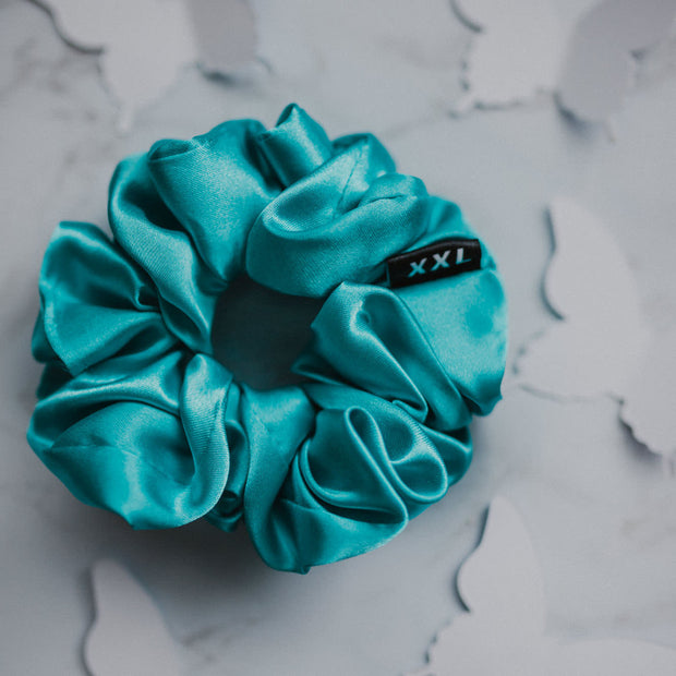 ALICE MINI - XXL SCRUNCHIE & CO / Turquoise