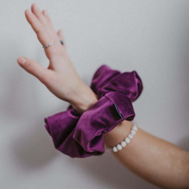 PENELOPE - XXL SCRUNCHIE & CO / Purple
