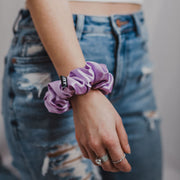 LARSA MINI - XXL SCRUNCHIE & CO / Lilac