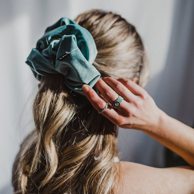 JADE - XXL SCRUNCHIE & CO / Jade Green