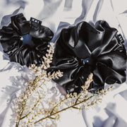 NNEKA MINI - XXL SCRUNCHIE & CO / Black