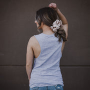 The Ashh Tank - XXL SCRUNCHIE & CO / Heather Grey