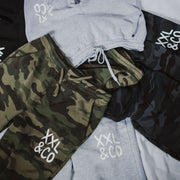 The Jairus Joggers - XXL SCRUNCHIE & CO / Green Camo
