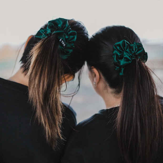ELLEN MINI - XXL SCRUNCHIE & CO / Forest Green