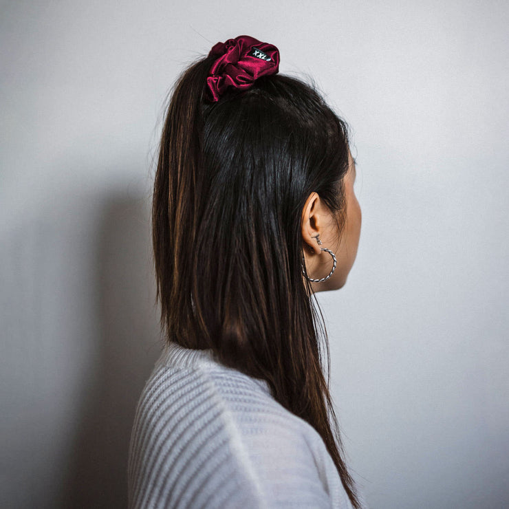 VERONICA MINI - XXL SCRUNCHIE & CO / Red Wine